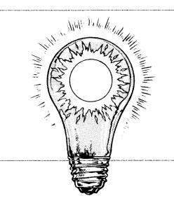 SunLightbulb illustration by John Dolley